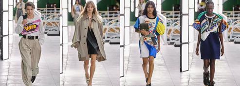 Défilé Louis Vuitton Printemps-été 2021 Prêt-à-porter