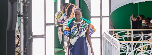Louis Vuitton, le choc esthétique au cœur d'un défilé à la Samaritaine