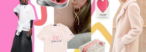 Huit marques engagées contre le cancer du sein dans L'Impératif Madame