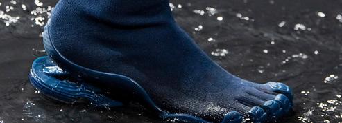 Balenciaga marche vers le futur avec son soulier