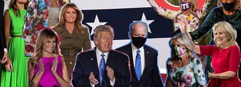 Melania Trump et Jill Biden, le combat des