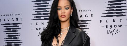 La bande son qui ne passe pas : Rihanna tente d'apaiser la polémique lancée par son défilé