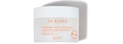 Gommage Corps Nourrissant de La Rosée. Le sweet scrub.