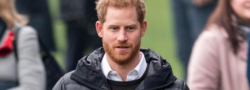 Le prince Harry fait une apparition surprise dans le