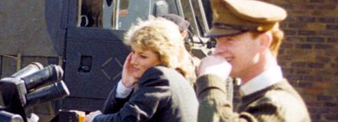Les amants présumés de Lady Diana, de James Hewitt à John Kennedy Jr.
