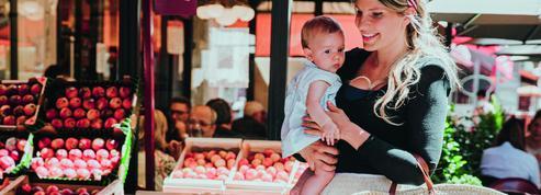 Mieux nourrir son bébé : les conseils et idées recettes d'Angèle Ferreux-Maeght
