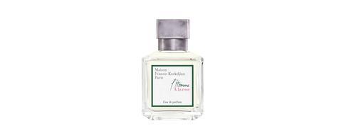 Eau de parfum L'Homme à la Rose de Maison Francis Kurkdjian. La fleur du mâle
