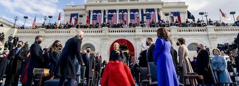 Les photos des moments forts de la cérémonie d'investiture de Joe Biden et Kamala Harris
