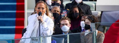 Investiture : Jennifer Lopez crie