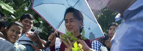 Aung San Suu Kyi, la dame de Rangoun, histoire d'un combat