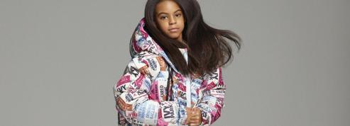 Après la musique, la mode : Blue Ivy Carter, la fille de Beyoncé, joue les mannequins à 9 ans