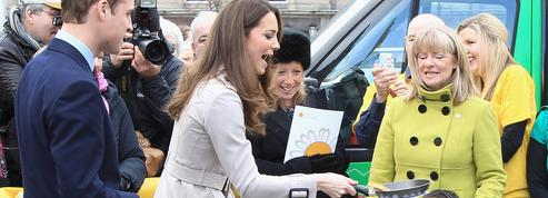 La technique imparable de Kate Middleton pour faire sauter les crêpes