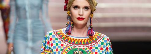 Kitty Spencer, nièce de Lady Diana, nouveau visage de Dolce & Gabbana