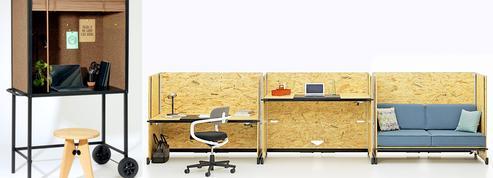 Meubles nomades, télétravail : la néo-vie de bureau à la maison
