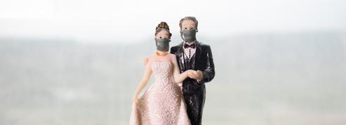 À quoi ressemble un micro-mariage à l'ère du Covid