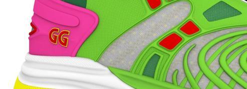 Gucci vend une paire de baskets (virtuelles) à 12,99 euros