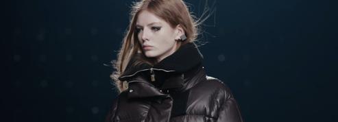 Du noir, des souliers hautement compensés, de l'audace : la réponse de Givenchy aux temps troublés