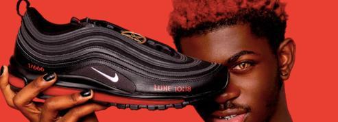 Le rappeur Lil Nas X lance une basket