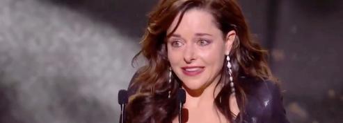 César 2021 : Laure Calamy, les larmes de l'ingénue de