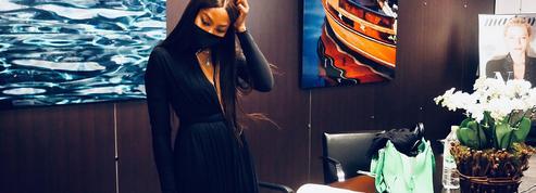 Naomi Campbell signe l'édito de