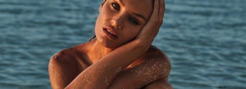 Candice Swanepoel, top model :