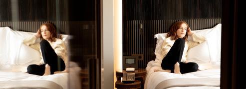 Dans l'univers d'Isabelle Huppert : passez une nuit dans la suite du Lutetia décorée par l'actrice