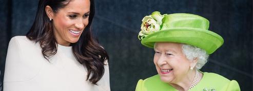 Elizabeth II et Meghan Markle : leurs (nombreux) moments de complicité qu'on avait oubliés