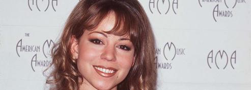 Mariah Carey avec la coupe Rachel de