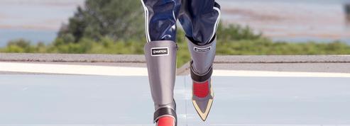 Louis Vuitton présente des bottes inspirées de Vegeta, le héros de
