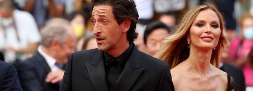 Adrien Brody et Georgina Chapman, l'ex-épouse de Harvey Weinstein : un baiser d'amour sur le tapis rouge