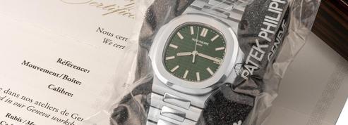 Comment cette montre Patek Philippe neuve a-t-elle pu atteindre 416.000 euros aux enchères ?