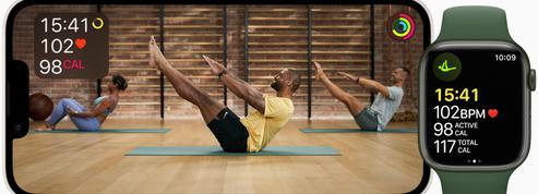 Marcher avec Naomi Campbell, être coaché par un champion olympique… Ce que réserve le service Fitness + d'Apple