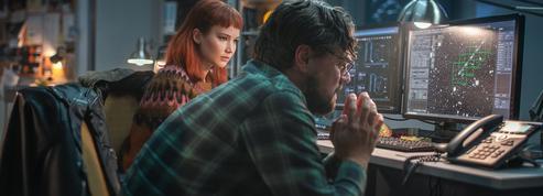 Leonardo DiCaprio, Timothée Chalamet, Jennifer Lawrence : en vidéo, le casting cosmique de
