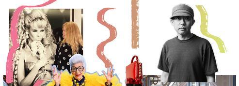 Les photos de Claudia Schiffer, les collants Carel... L'Impératif Madame