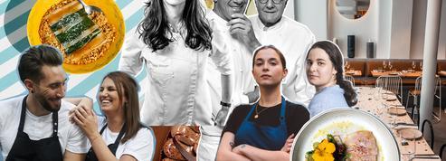 La boulangerie de Mauro Colagreco, la trattoria de Cyril Lignac, Mory Sacko à Londres... Le grand mercato des chefs
