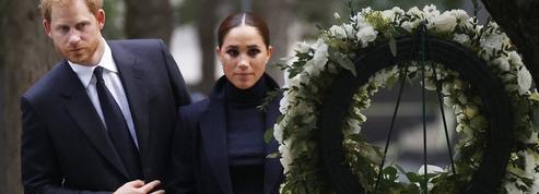 Et soudain, Meghan Markle et le prince Harry sont réapparus à New York