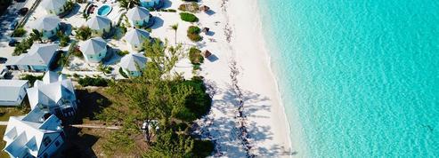 Déconnexion totale à Paradise Bay, la plage secrète des Bahamas