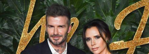 Victoria Beckham s'amuse de ses premières apparitions avec David sur tapis rouge :