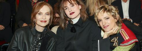 Catherine Deneuve, Alicia Vikander, Isabelle Huppert… les stars au premier rang du défilé Louis Vuitton