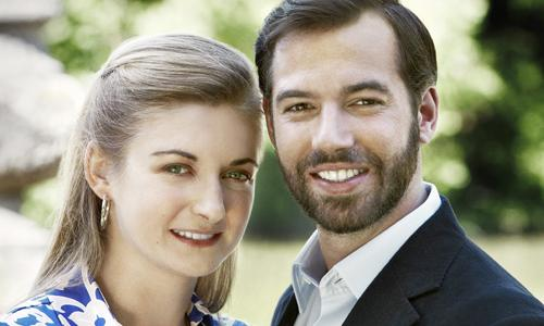 Royal mariage au Luxembourg