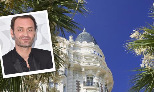 Cannes dans les pas d'Augustin Trapenard