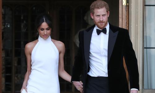Meghan Markle et le prince Harry, un an après