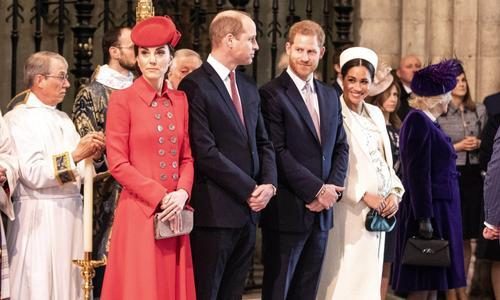 Comment Harry et Meghan pourraient devenir le pire cauchemar de Kate et William