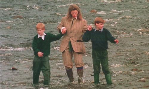 L'ancienne nounou des princes Harry et William va recevoir