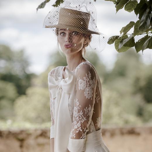 pas cher prix réduit haute couture Le chapeau de paille, la nouvelle couronne de fleurs pour ...