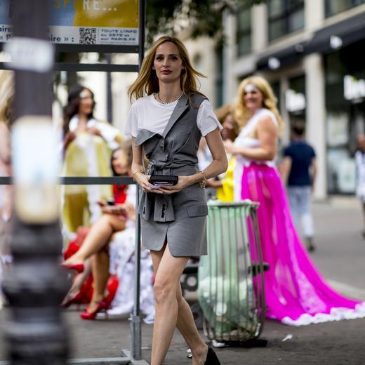 Fashion week haute couture 2018-2019 : les street styles à l\'heure ...