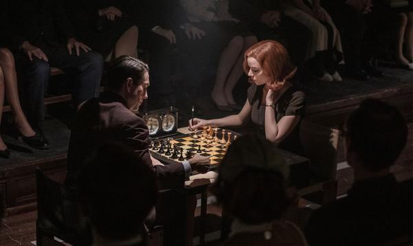 "On a vu ""Le Jeu de la dame"" avec Marie Sebag, grand maître international des échecs"