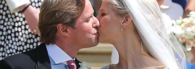 Lady Gabriella Windsor épouse un ancien petit ami de Pippa Middleton à Windsor