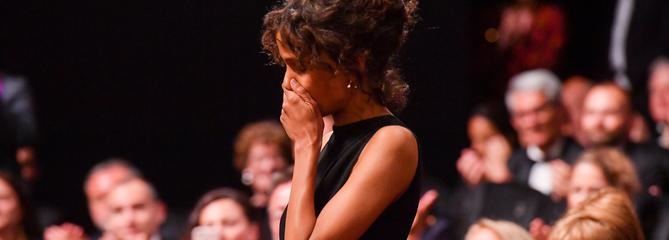 L'émoi de Mati Diop, l'espagnol de Deneuve... : la clôture du Festival de Cannes en images