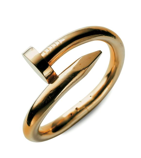 bague or style cartier